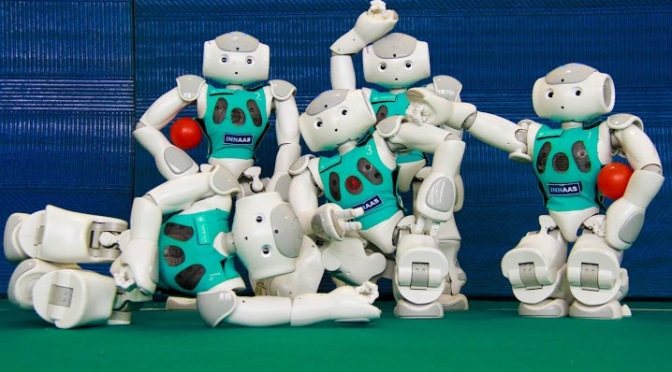 RoboCup Standard Platform League: Goal Detection