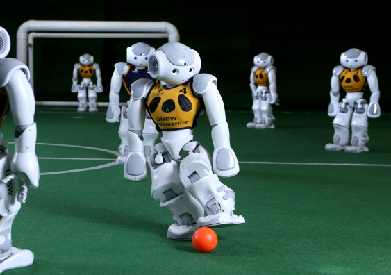 RobotCup: The Future Champion League